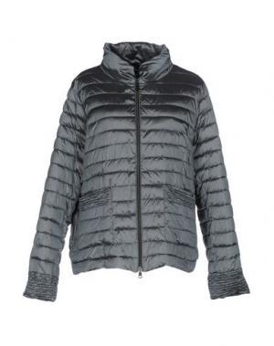 Куртка SALCO. Цвет: свинцово-серый