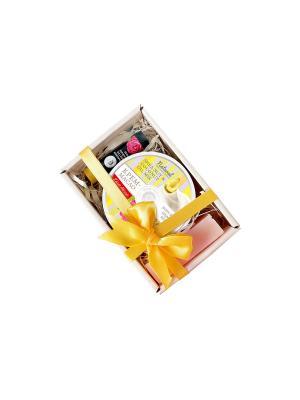 Косметические наборы Лукошко №10 Мануфактура Дом Природы. Цвет: светло-коричневый