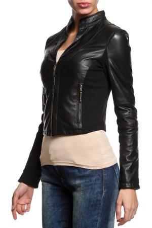 Куртка LEIDIRO. Цвет: черный