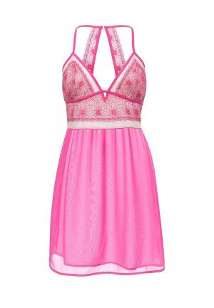 Сорочка ночная Triumph. Цвет: розовый
