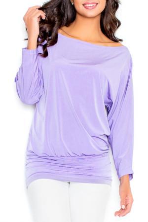 Блуза Figl. Цвет: фиолетовый