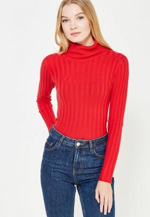Водолазка Conso Wear. Цвет: красный
