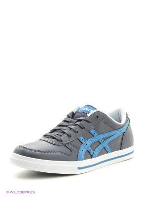 Спортивная обувь AARON GS ASICSTIGER. Цвет: голубой, черный