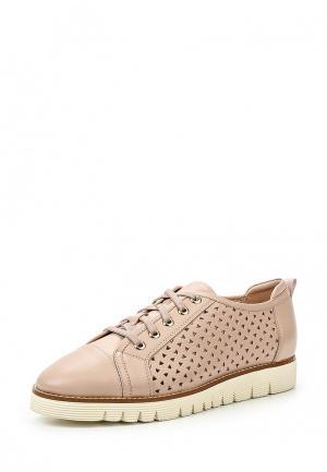 Ботинки Tervolina. Цвет: розовый