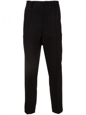 Tailored trousers Wooyoungmi. Цвет: чёрный