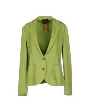 Пиджак IANUX. Цвет: светло-зеленый