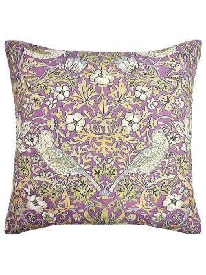 Чехол для декоративной подушки Вечерняя серенада Altali. Цвет: фиолетовый
