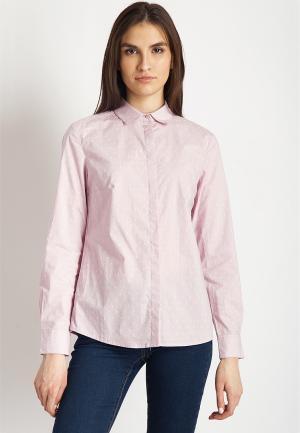 Рубашка Finn Flare. Цвет: розовый