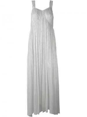 Платье Marylin Mes Demoiselles. Цвет: белый