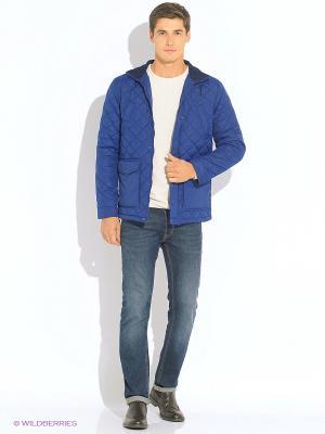 Куртка Modis. Цвет: темно-синий