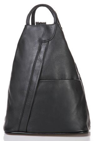 Рюкзак Valentina. Цвет: черный
