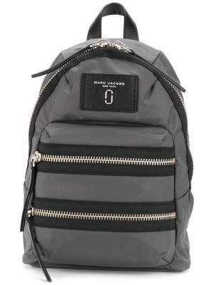 Мини рюкзак Biker Marc Jacobs. Цвет: серый