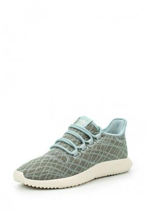 Кроссовки adidas Originals. Цвет: зеленый