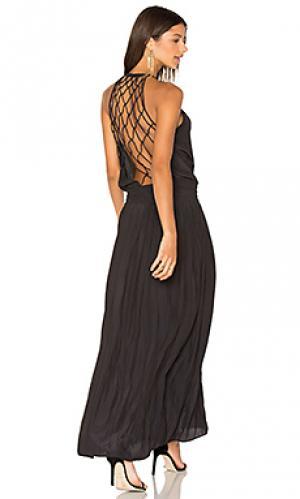 Платье maya RAMY BROOK. Цвет: черный