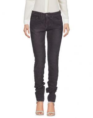 Повседневные брюки WILLIAM RAST. Цвет: свинцово-серый