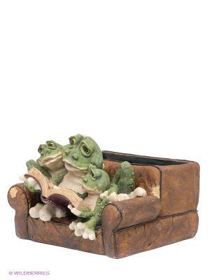 Фигурка Sealmark. Цвет: коричневый, молочный, зеленый