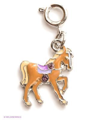 Подвеска Лошадка CHI-CHI. Цвет: оранжевый