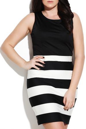 Платье ZEDD. Цвет: белый