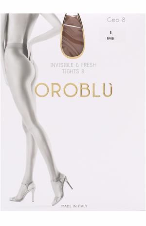 Капроновые колготки Oroblu. Цвет: коричневый