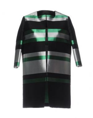 Легкое пальто HANITA. Цвет: зеленый