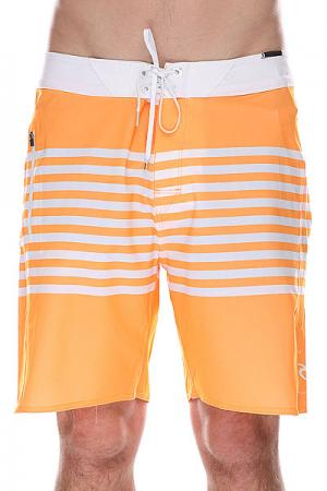 Шорты пляжные  Mirage Flex Freeline Board Neon Orange Rip Curl. Цвет: оранжевый