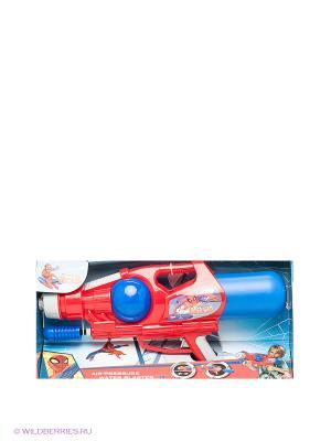 Водяное ружье Spiderman Simba. Цвет: красный, синий