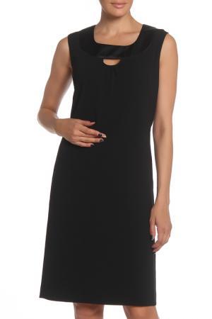 Платье MODART. Цвет: черный