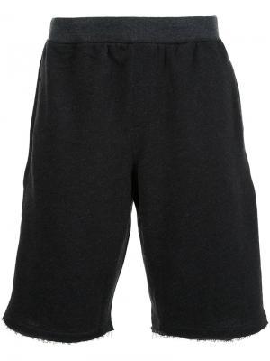 Спортивные шорты Atm Anthony Thomas Melillo. Цвет: серый