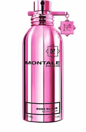 Парфюмерная вода Rose Elixir Montale. Цвет: бесцветный