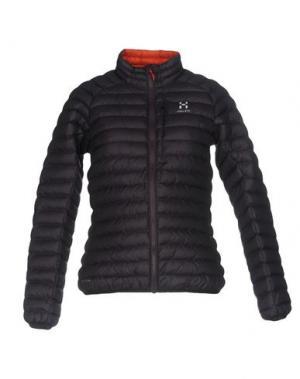 Куртка HAGLÖFS. Цвет: фиолетовый