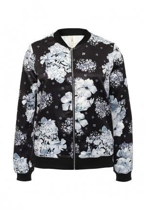 Куртка Stella Morgan. Цвет: разноцветный