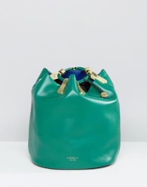 Fiorelli Рюкзак на шнурке Callie. Цвет: зеленый