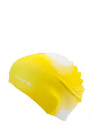 Шапочка для плавания Joss. Цвет: желтый