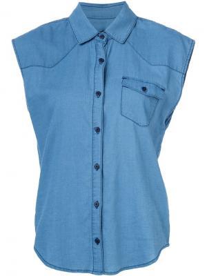 Рубашка без рукавов  Joes Jeans Joe's. Цвет: синий