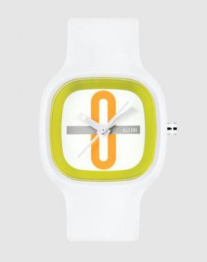 Наручные часы ALESSI. Цвет: белый