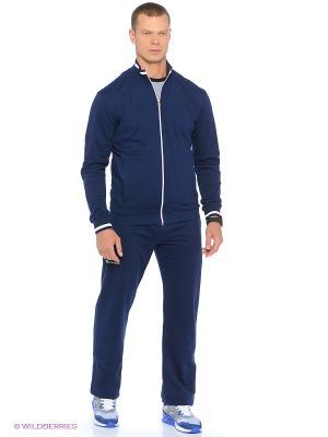 Спортивный костюм Stayer. Цвет: синий