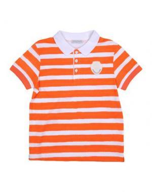 Поло I PINCO PALLINO I&S CAVALLERI. Цвет: оранжевый