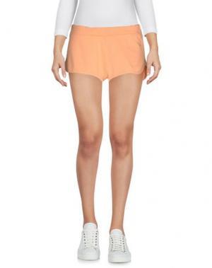 Повседневные шорты EMPATHIE. Цвет: оранжевый