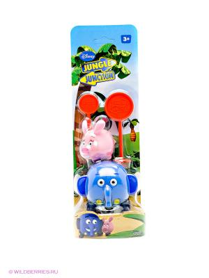 Игровой набор  Зутер и Элливэн в блистере Famosa. Цвет: голубой