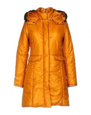 Куртка HISTORIC RESEARCH. Цвет: оранжевый