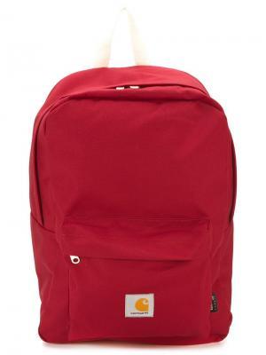 Рюкзак Watch Carhartt. Цвет: красный