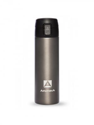 Термос карманный питьевой, цветной, 500мл, Арктика. Цвет: серебристый