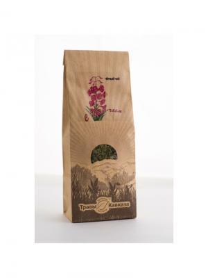 Чай черный с иван-чаем Травы Кавказа. Цвет: бежевый