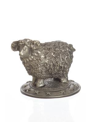 Статуэтка Овца ,символ года 2015 Eagle Pewter. Цвет: серебристый