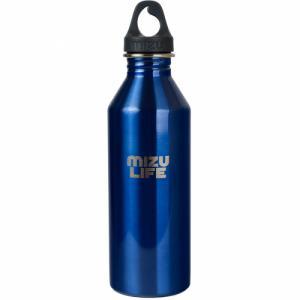Бутылка Для Воды MIZU. Цвет: mizu life blue steel w/ gray loop cap