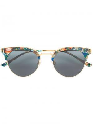 Солнцезащитные очки Type 1 Gentle Monster. Цвет: многоцветный