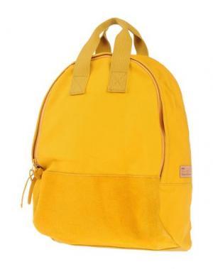 Рюкзаки и сумки на пояс BUDDY. Цвет: охра