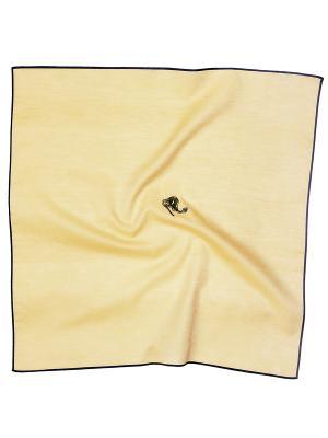 Платок Passigatti. Цвет: светло-желтый