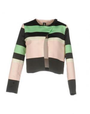 Пиджак 1-ONE. Цвет: зеленый