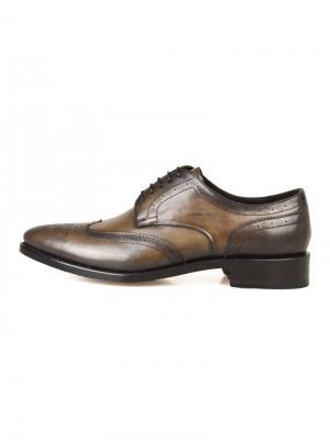 Туфли Sandro G. Цвет: серый
